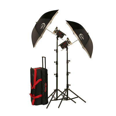 1000 Watts 120V PowerLight Digital Travel Kit Image 0