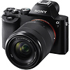 Sony a7 Mirrorless Digital Camera with FE 28-70mm f/3.5-5.6 OSS Lens