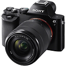 Sony | a7 Mirrorless Digital Camera with FE 28-70mm f/3.5-5.6 OSS Lens | ILCE7KB