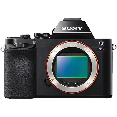 Alpha a7R Mirrorless Digital Camera Body Image 0