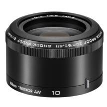 Nikon 1 Nikkor AW 10mm f/2.8 Lens
