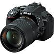 D5300 Digital SLR Camera with 18-140mm Lens (Black)