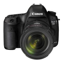 Canon EOS 5D Mark III Digital SLR Camera with 24-70mm f/4.0L IS USM Lens