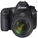 Canon | EOS 5D Mark III Digital SLR Camera with 24-70mm f/4L IS USM Lens | 5260B054
