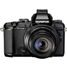 Olympus Stylus 1 Digital Camera w/28-300mm f/2.8 Zoom Lens