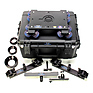 Portable Dolly System Rental Kit with Universal Track Ends