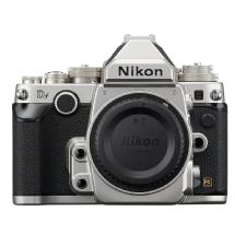Nikon Df Digital SLR Camera Body (Silver)