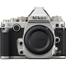 Nikon Df Digital SLR Camera Body (Silver)