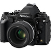 Nikon Df Digital SLR Camera with 50mm f/1.8 Lens (Black)