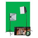 Westcott | Illusions uLite Green Screen Photo Lighting Kit (Pro) | 401P