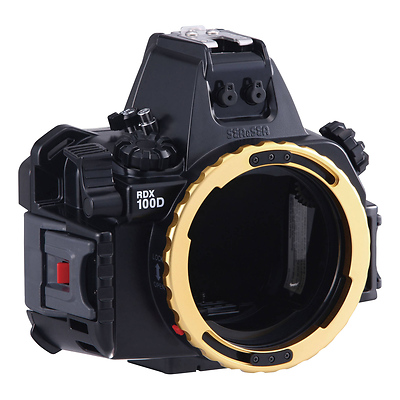 RDX-100D Underwater Housing for Canon EOS Rebel SL1 Digital SLR Camera Image 0