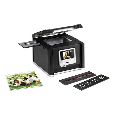 ImageBox MF 4-In-1 Slide Film Photo Converter Image 0