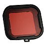 Red Glass Dive Filter for GoPro HERO3+ Housing