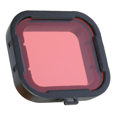 Magenta Glass Dive Filter for GoPro HERO3+ Housing Image 0