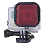 Magenta Glass Dive Filter for GoPro HERO3+ Housing Thumbnail 1