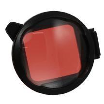 Polar Pro Red / Macro Combo Filter for GoPro HERO3+ Waterproof Housing