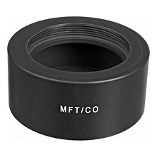 M42 to Micro Four Thirds Lens Adapter Image 0