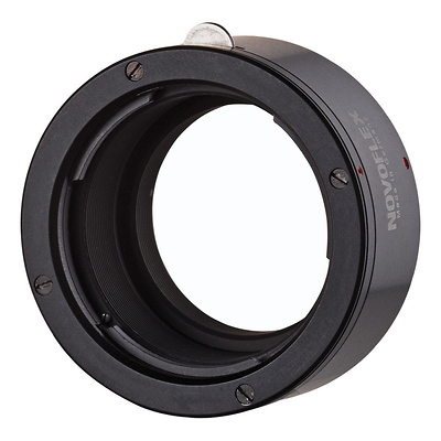 Minolta MD Lens to Micro Four Thirds Digital Camera Adapter Image 0