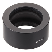 Adapter for M 42 Lens to Sony NEX Camera Image 0