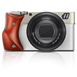 Stellar Digital Camera - Special Edition (White with Padouk Wood Grip)