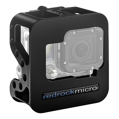 Cobalt Cage for GoPro HERO3 Image 0