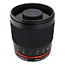Reflex 300mm f/6.3 ED UMC CS Lens for Fujifilm X (Black)