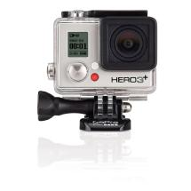 GoPro HERO 3+ Silver Edition Camera