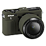 1 AW1 Mirrorless Digital Camera with 11-27.5mm and 10mm Lenes (Black) Thumbnail 5