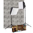 uLite 2-Light Kit with Backdrop Kit