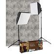 uLite 2-Light Kit with Backdrop Kit