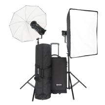 Bowens Gemini 750Pro 2 Light Kit with Pulsar Tx/Rx Radio Remote (90-250V)