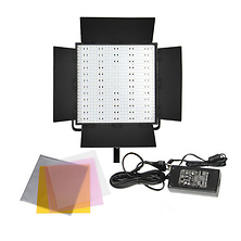 LEDGO CN-600CH Bi-Color LED Video Light Image 0