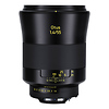 Zeiss | 55mm f/1.4 Otus Distagon Manual Focus Lens for Nikon F Mount | 2010055
