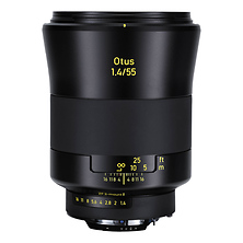 55mm f/1.4 Otus Distagon Manual Focus Lens (Nikon F-Mount) Image 0