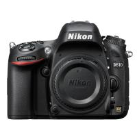 Nikon | D610 Digital SLR Camera Body | 1540