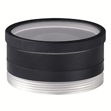 P-110 Flat Lens Port for Canon 16-35mm f/2.8 L / Nikon 17-35mm f/2.8 in Sport Housing Image 0