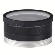 AquaTech P-110 Flat Lens Port for Canon 16-35mm f/2.8 L / Nikon 17-35mm f/2.8 in Sport Housing