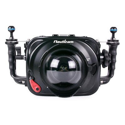 NA-BMCC Underwater Housing for Blackmagic Cinema Camera Image 0