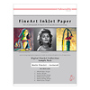 Hahnemuhle | Matte FineArt Textured Archival Inkjet Paper Sample Pack (12 Sheets) | 11640304