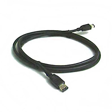 Firewire Cable 6 Pin to 4 Pin (6 ft.) Image 0