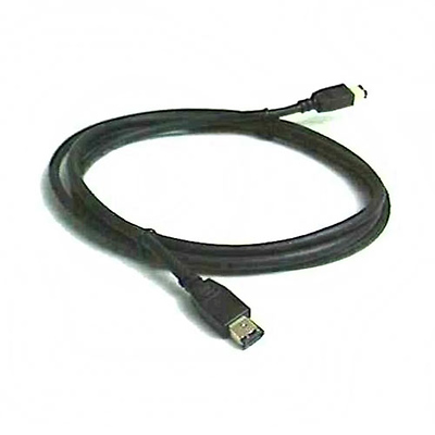 Firewire Cable 6 Pin to 6 Pin (6 ft.) Image 0