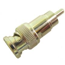 Calrad RCA Male to BNC Male Adapter