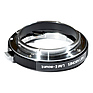 Leica M Mount Lens to Sony NEX Camera Lens Mount Adapter (Black) Thumbnail 2