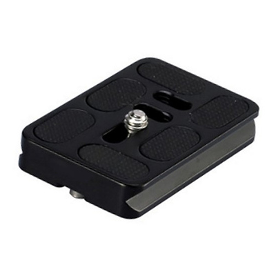 Quick Release Plate For GlobeTrotter Tripods Image 0