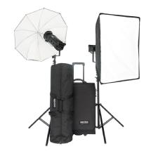 Bowens Gemini 500Pro 2 Light Kit with Pulsar Tx/Rx Radio Remote (90-250V)