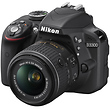 D3300 Digital SLR Camera with 18-55mm VR II Lens (Black)