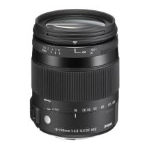 Sigma 18-200mm f/3.5-6.3 DC Macro OS HSM Lens For Canon Digital Cameras