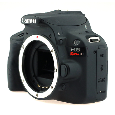 EOS Rebel SL1 Digital DSLR Camera Body - Pre-Owned Image 0