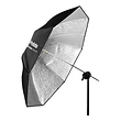 Shallow Silver Umbrella (Medium, 41. In)
