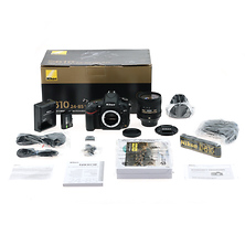 D610 Digital SLR Camera w/NIKKOR 24-85mm f/3.5-4.5G ED VR Lens - Open Box Image 0